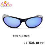 FDA Approuvé Discount Meilleur Mode Sport Polarized Fishing Sunglasses (91046)