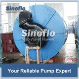 Sich hin- und herbewegende versenkbare Abwasser-Propeller-Pumpe