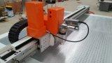 Tela de paño de la hoja de CNC Máquina de corte textil zx2516