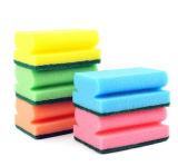 Produto de limpeza, esponja de limpeza, amplamente utilizado, uso diário