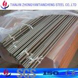 Barra 201 de aço inoxidável laminada a alta temperatura na superfície preta do comprimento 6000mm