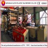 Spc WPC PVC機械生産ラインを作るプラスチック床板のデッキ