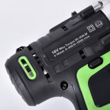 Choque múltiple de alta calidad Batería Recargable Inalámbrico taladro de mano