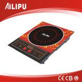 Cuiseur rouge émouvant de vente chaud d'admission d'Ailipu de tailles importantes de Zhongshan Shunmin avec l'éclairage bleu (ALP-12)