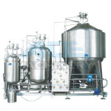 Matériel de finition de brassage de saccharification de bière de la Turquie de satin