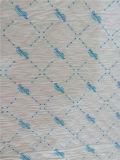 Palmjoy Cores Únicas Impresso sob Almofada, Folhas de Dignidade