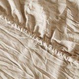 Bladen van het Bed 110GSM Microfiber van Amazonië de Hete Verkopende Steen Gewassen