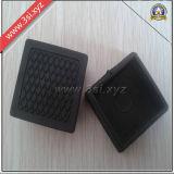 Prise en plastique de pipe de meubles de place noire (YZF-H184)