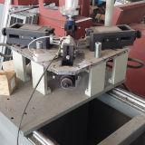 Aluminiumwindows-Türrahmen-Ecke bauen Maschine zusammen