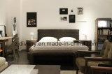 Кровать домашней спальни мебели двойная (A-B41)
