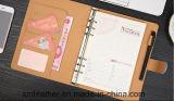 승진 선물 가죽 마술 일기 단단한 덮개 노트북