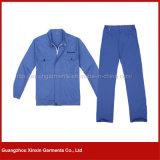Homens da alta qualidade da manufatura da fábrica de Guangzhou que trabalham os vestuários do desgaste (W60)