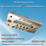 Personnaliser la machine de haute précision en acier d'usinage fraisage CNC Pièce de rechange