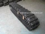 Rubber Spoor voor Gecombineerde Maaimachine