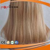 O Fashion Remy de cabelo humano Lace Peruca (PPG-l-01057)