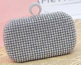 Neue Entwerfer-Handtaschen-voller Diamant-Abend Cultch Luxuxbeutel (XW717)