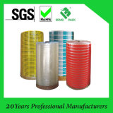 43 micron Single Sided Adhesive Tape e Colored Packing Tape BOPP Jumbo Roll