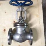 150 libras que moldam o aço inoxidável flangearam válvula de globo