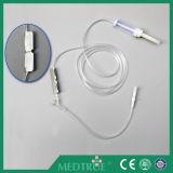 CE/ISO aprovou a infusão descartável da venda quente ajustada (MT58001207)