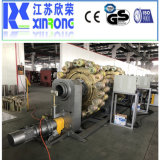 O fio de aço de HDPE máquina de extrusão do tubo reforçado