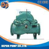 La pompe à eau diesel avec remorque pour la protection incendie
