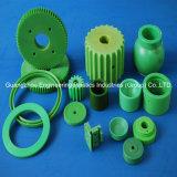 Подвергли механической обработке CNC, котор пластичное Nylon колесо шестерни