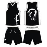Personalizar o logotipo da marca pessoal de basquete barata camisolas para homens