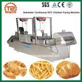 Poulet continu automatique de Kfc faisant frire la machine