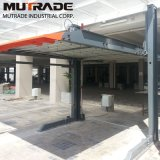 equipo mecánico del estacionamiento del poste 2300kg dos (Hidráulico-parque 1123)