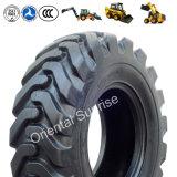 Rotluchs des Schienen-Ochse-Reifen-(SKS Gummireifen)/Löffelbagger-Reifen 10-16.5 12-16.5