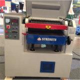 Machine automatique de raboteuse de bois avec tête de coupe en spirale