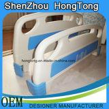 Bedhead de plástico para cama de hospital