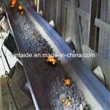 ファブリック死体のカバー標準T1 T2 T3 T4が付いている耐熱性コンベヤーベルト