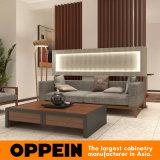 Mobiliário de hotel de atacado de grãos de madeira natural de alta qualidade moderno (OP16-HOTEL01)