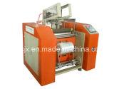 Máquina automática llena de Rewinder de la película de estiramiento del cambio del rodillo
