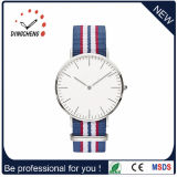 Relojes de nylon con estilo de la correa de Dw de la voga, reloj delgado estupendo Daniel Wellington para los hombres, reloj de Dw (DC-226) de Dw