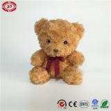 De leuke Pluizige Pluche Gevulde Bruine Teddybeer van het Stuk speelgoed van de Jonge geitjes van de Gift
