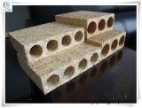 Prix bon marché à noyau creux haute densité de l'aggloméré pour le mobilier des constructions