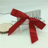 Цветок полиэфира смычка полиэфира с эластичной петлей для упаковки подарка