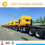 Iveco 6X4 50t 290CV largo techo plano camión tractor
