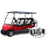 High-End van de Kar 4+2seat van het golf Zetel met Hybride