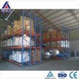 Racking elevado da pálete do armazenamento do metal da capacidade de carga