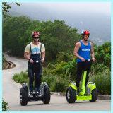 4000Wの72V 2車輪の二重電池が付いている電気スクーターのバランスのスクーター