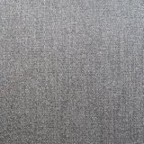 Couro sintético do Glitter do plutônio da tela do falso para a sapata do saco