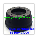 高品質のブレーキドラム3721X/3721ax/61527b