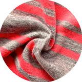 Poly-/Spandex Yean gefärbten Streifen Jersey (QF13-0668)