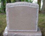 De Grafsteen van de Grafsteen van het Graniet van het Monument van de Stijl van Polen