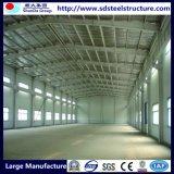 Billig und Elegent vorfabriziertstahlkonstruktion-Rahmen-Gebäude