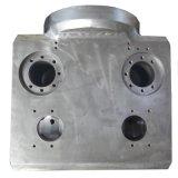 La parte superior de la fábrica de forja producen calor el tratamiento de los productos de forja
