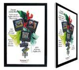 屋内広告の印の表示LED磁気アクリルのライトボックスフレーム